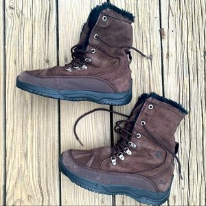 Columbia Thinsulate Boots Size 8.5